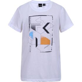 Icepeak Tate t-shirt Kinderen wit
